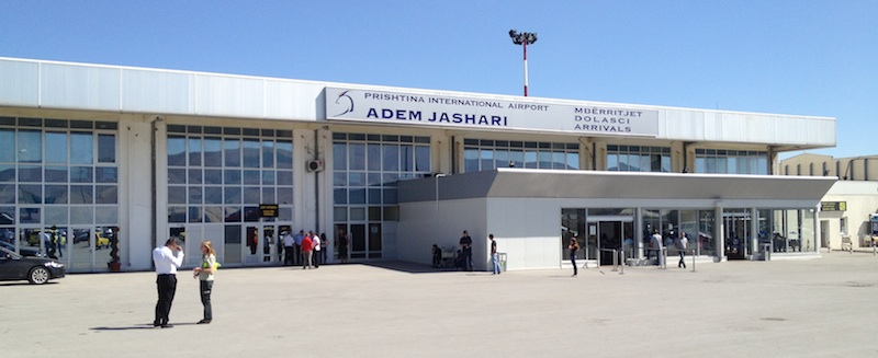 Pristina international airport